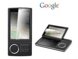 Компания Google представила мобильный телефон HTC Dream