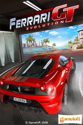 Скачать игру Ferrari GT: Evolution