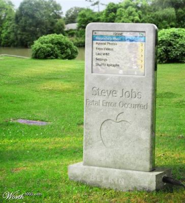 Кто похоронил Стива Джобса?