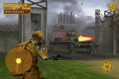Скачать Brothers In Arms Hour of Heroes для iPhone бесплатно