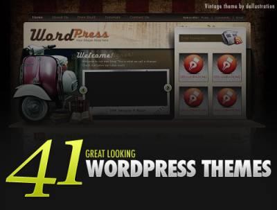 Темы wordpress - скачать бесплатно