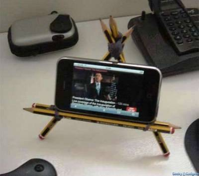 iPhone стенд
