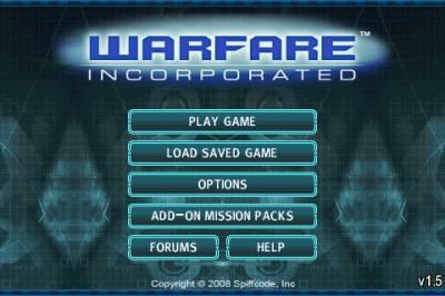 Скачать Warfare Incorporated для iPhone
