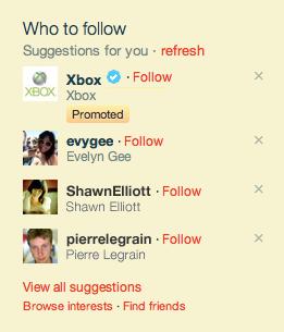 Twitter сменил руководителя и запустил Promoted Accounts