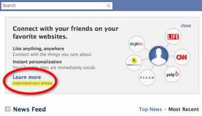Как Фейсбуковская кнопка Like влияет на вебтрафик