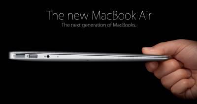Apple показала Mac OS X Lion и новый Macbook Air