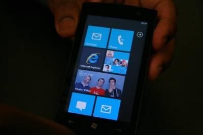 Microsoft продала 40 тыс. смартфонов на Windows Phone 7 за первый день