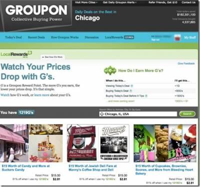 Yahoo! хочет купить Groupon за $ 4 млрд