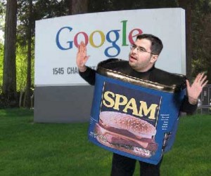 Google будет жестче бороться с поисковым спамом