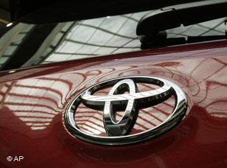 Японская Toyota думает о переносе производства за границу