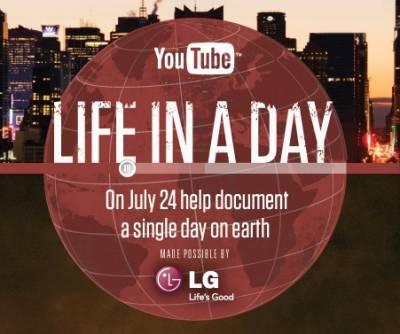 """Трансляция фильма """"Life in a Day"""" состоится 28 января"""