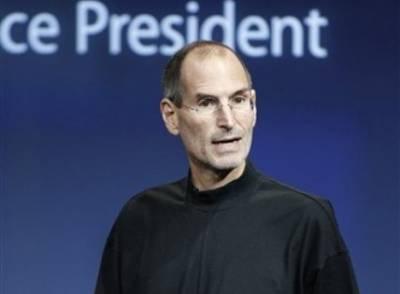 Стив Джобс вновь покидает Apple