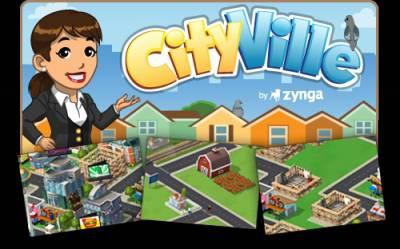 Пользователями CityVille стали 100 млн человек