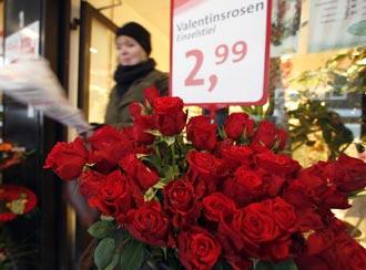 Дорогие цветы на Св. Валентина? Назовите в честь любимого человека шипящего таракана!