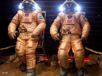 Симуляция полета на Марс прошла успешно