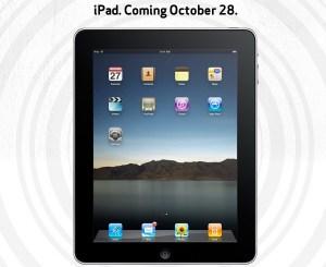 Для iPad свободно продаются комплектующие