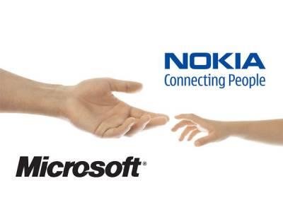 Nokia и Microsoft объявили о начале сотрудничества