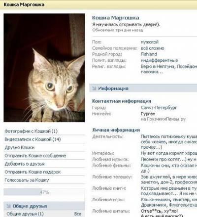 Вконтакте обновил функционал встреч