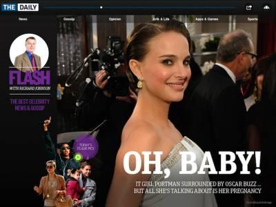 The Daily - первая в мире iPad-газета
