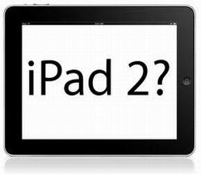 2 марта - презентация iPad2.