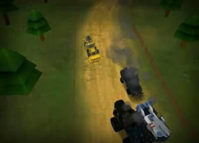 Mad Wheels - новая игра от украинского разработчика NewFX Games