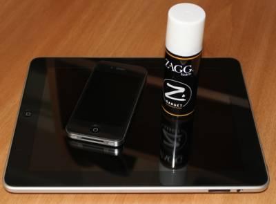 Средство очистки экранов iPhone