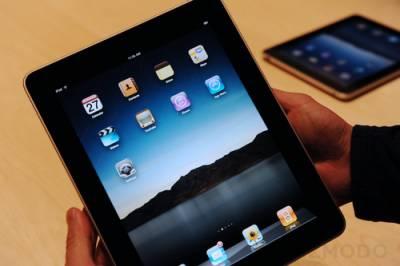 Выпуск iPad 2 отложили до июня