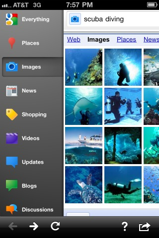 Google обновила свое приложение для iPhone