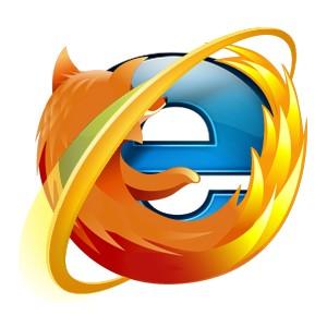 Firefox 4 загрузили втрое больше раз, чем Internet Exlorer 9