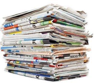 Доходы газет стали меньше доходов онлайн-СМИ