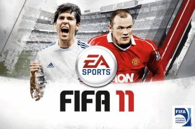 App Store + HD - FIFA 11. Футбольный симулятор от EA Sports