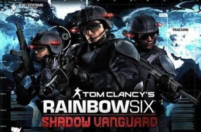 App Store - Tom Clancy's Rainbow Six: Shadow Vanguard
