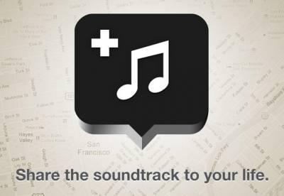 App Store - Soundtracking: поделись настроением