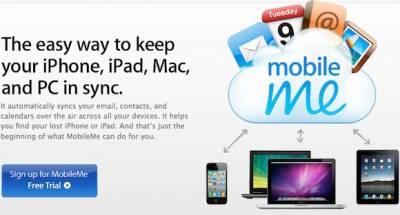Подробности обновления MobileMe