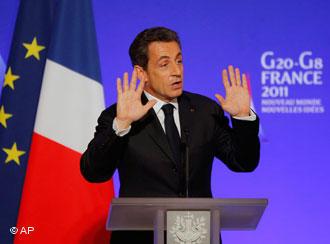 Большинство французов поддерживает военную операцию в Ливии