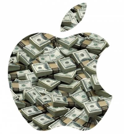 Apple платит больше за японское «железо»