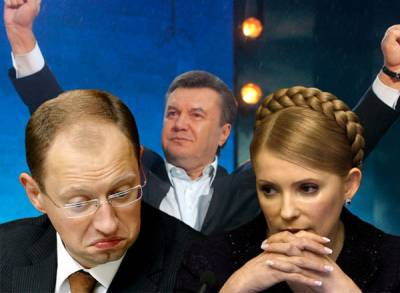 Рейтинг украинских политиков в Facebook и Twitter