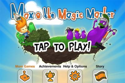 [App Store + HD] Max and the Magic Marker