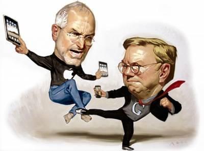 Apple превращается в империю зла