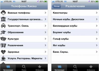 В Украине запустили новые приложения для iPhone