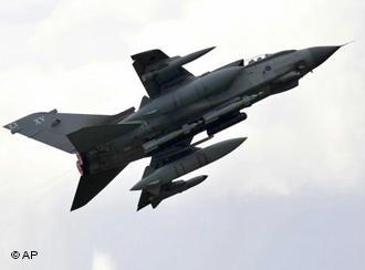 Италия решила присоединиться к бомбардировкам Ливии