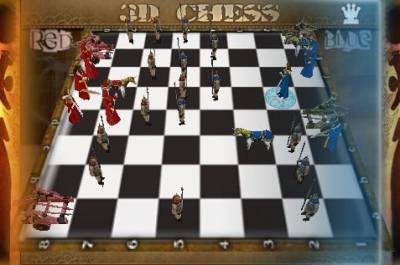 3D Chess - Скачать бесплатно для iPhone