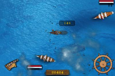 Скачать Pirates: Sea Battle 2 для iPhone бесплатно