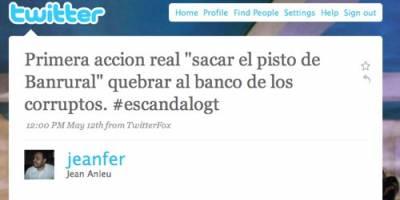 Пользователя Твитера арестовали за распространение финансовой паники