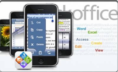 Скачать Quickoffice Mobile Office Suite для iPhone бесплатно