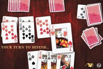 Durak- скачать карточную игру бесплатно для iPhone