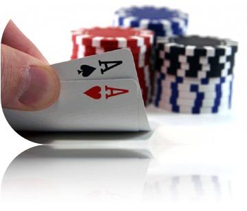 Как играть в покер один на один?