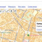 Киевстар сделал мобильные карты Яндекса бесплатными