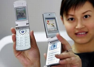 Китайские телефоны на мировом рынке