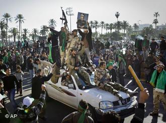 Когда Ливия выйдет из кризиса
